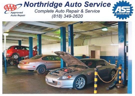 Northridge Auto Service